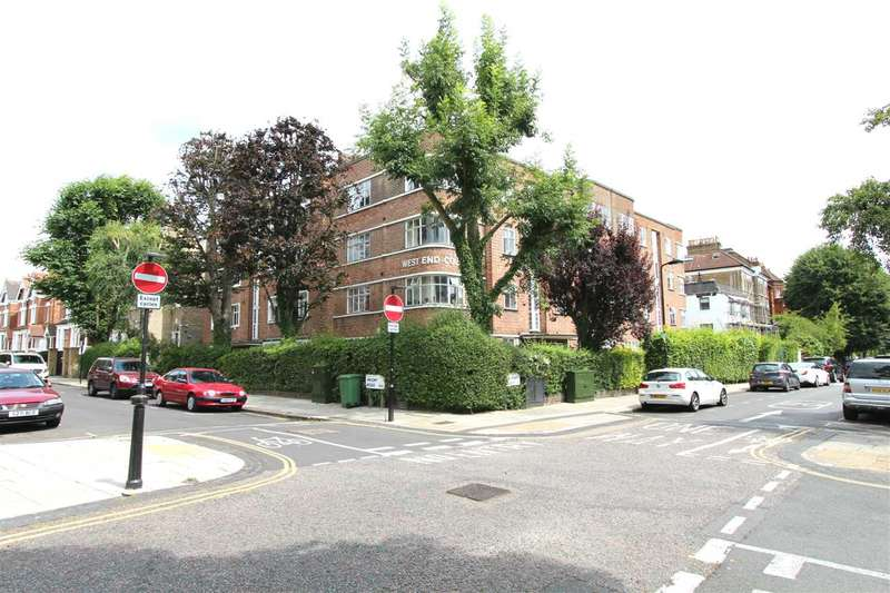2 Bedrooms Apartment Flat for sale in West End Court, Priory Road, London