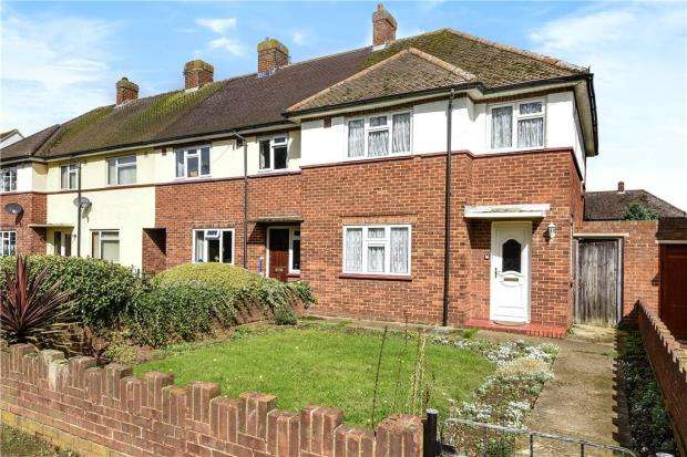 3 Bedrooms End Of Terrace House for sale in Eton Wick Road, Eton Wick, Windsor