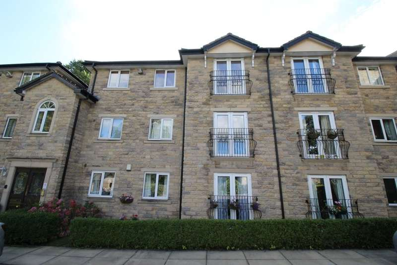 2 Bedrooms Flat for sale in Dunstan Grove, Cleckheaton, BD19