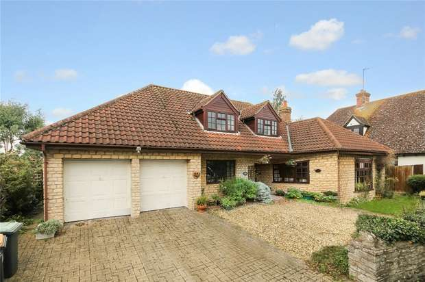 3 Bedrooms Chalet House for sale in River Lane, Milton Ernest, Bedford
