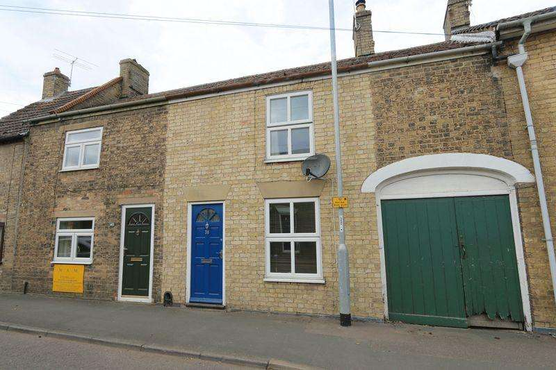2 Bedrooms Terraced House for sale in High Street, Littleport