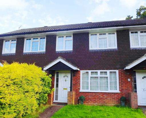 3 Bedrooms Terraced House for sale in Chineham, Basingstoke, Hampshire