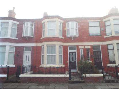 3 Bedrooms Terraced House for sale in Lister Road, Liverpool, Merseyside, England, L7