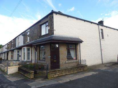 3 Bedrooms End Of Terrace House for sale in Rossendale Road, Burnley, Lancashire