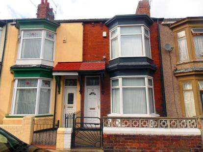 3 Bedrooms Terraced House for sale in Wellesley Road, Middlesbrough