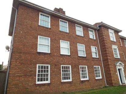 3 Bedrooms Flat for sale in Bury St Edmunds, Suffolk