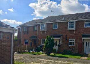3 Bedrooms Terraced House for sale in Douglas Close, Ford, Arundel, West Sussex