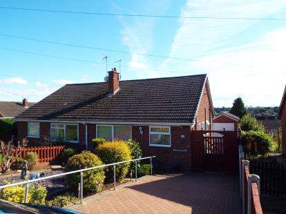 2 Bedrooms Bungalow for sale in Sisley Avenue, Stapleford, Nottingham