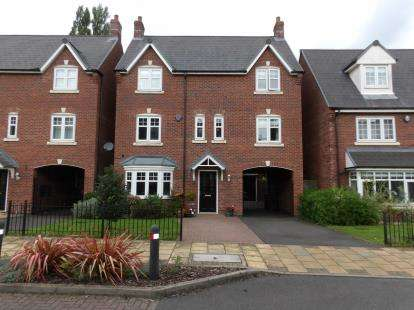 5 Bedrooms Detached House for sale in Cardinal Close, Birmingham, West Midlands