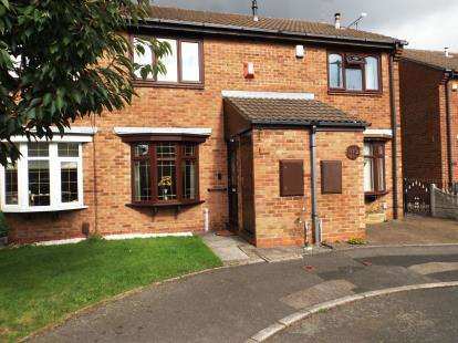 2 Bedrooms End Of Terrace House for sale in Livingstone Road, West Bromwich, West Midlands