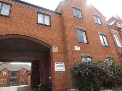 1 Bedroom Flat for sale in Amber Terrace, Lea Street, Kidderminster