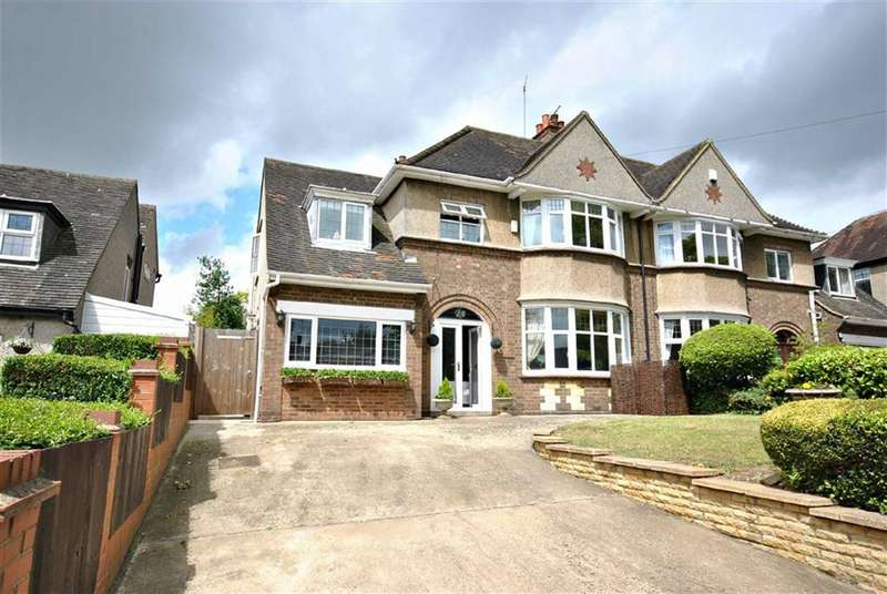 4 Bedrooms Semi Detached House for sale in Rushmere