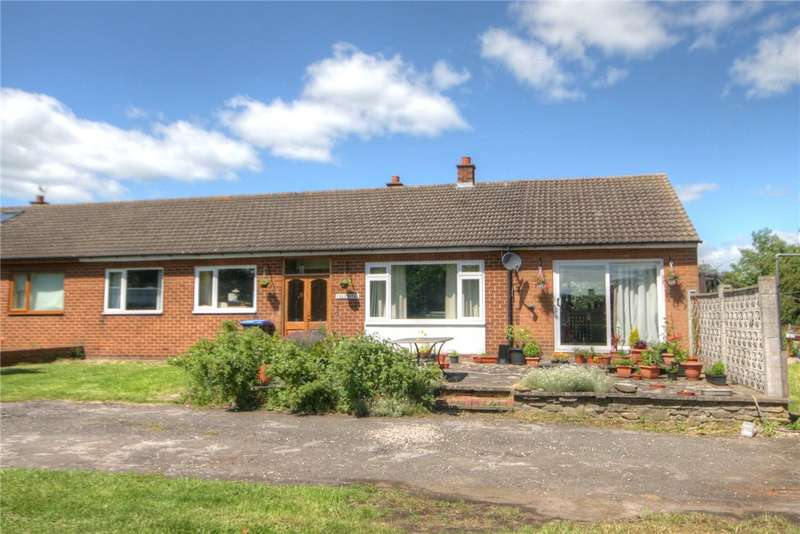 4 Bedrooms Semi Detached Bungalow for sale in Well Bank, Aycliffe Village, County Durham, DL5
