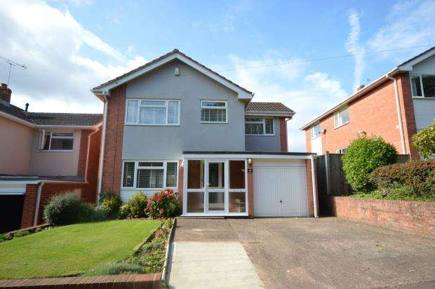 4 Bedrooms Detached House for sale in Rosebarn Lane, Pennsylvania, Exeter, Devon