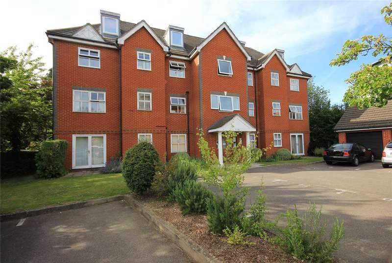 2 Bedrooms Apartment Flat for sale in Vale Farm Road, Woking, Surrey, GU21