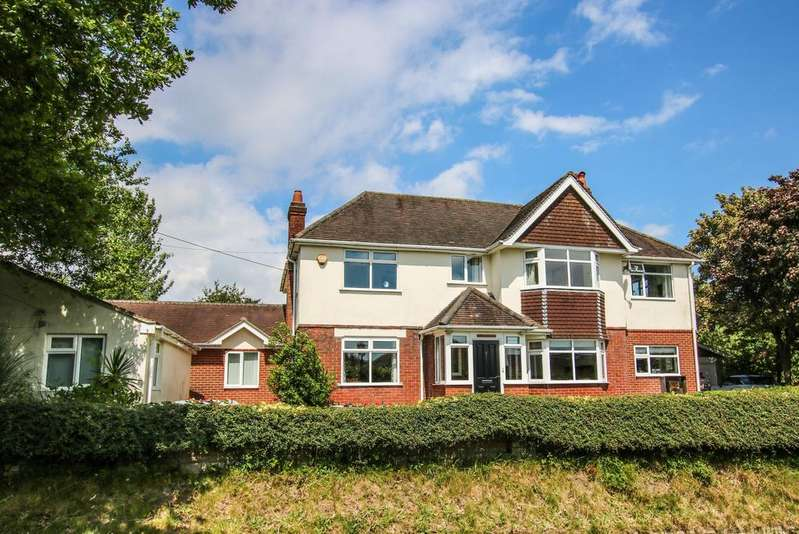 5 Bedrooms Detached House for sale in Old Bursledon, Southampton