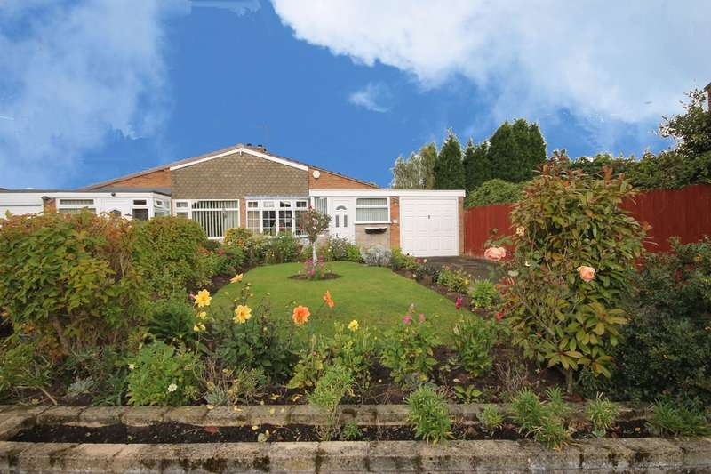 2 Bedrooms Semi Detached Bungalow for sale in Repington Road North B77 4AA