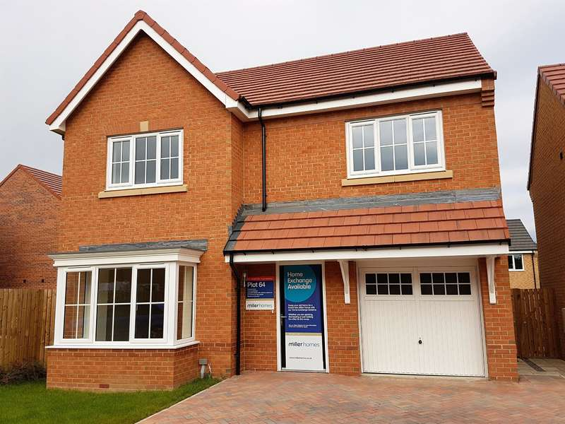 4 Bedrooms Detached House for sale in Brookfield Avenue, Acklam Woods, Middlesbrough, TS5 8HA