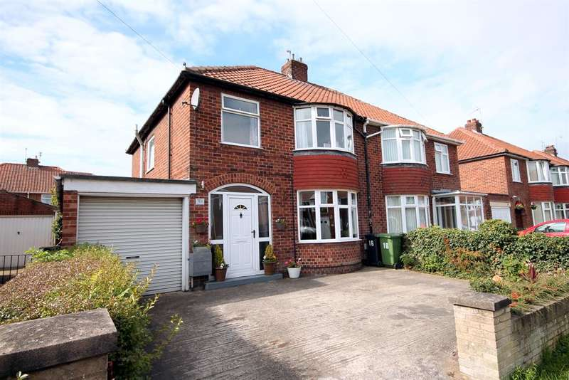 4 Bedrooms Semi Detached House for sale in Rawcliffe Croft , Rawcliffe, York, YO30 5UT