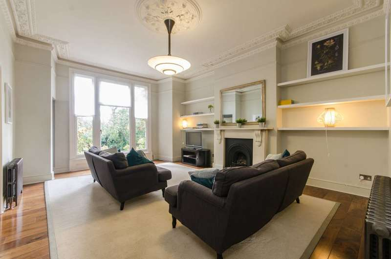 3 Bedrooms Flat for sale in The Avenue, Brondesbury, NW6