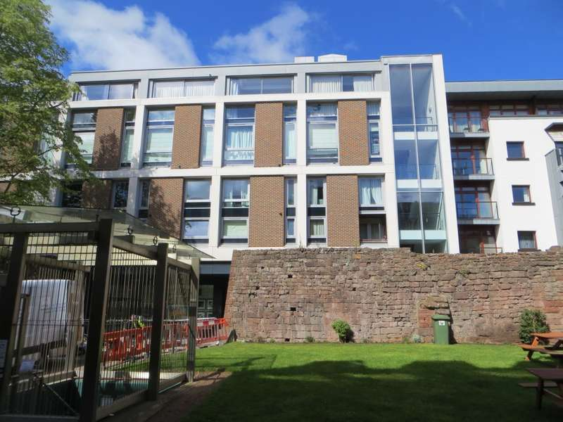 2 Bedrooms Apartment Flat for sale in Trinity Appartments, Exeter