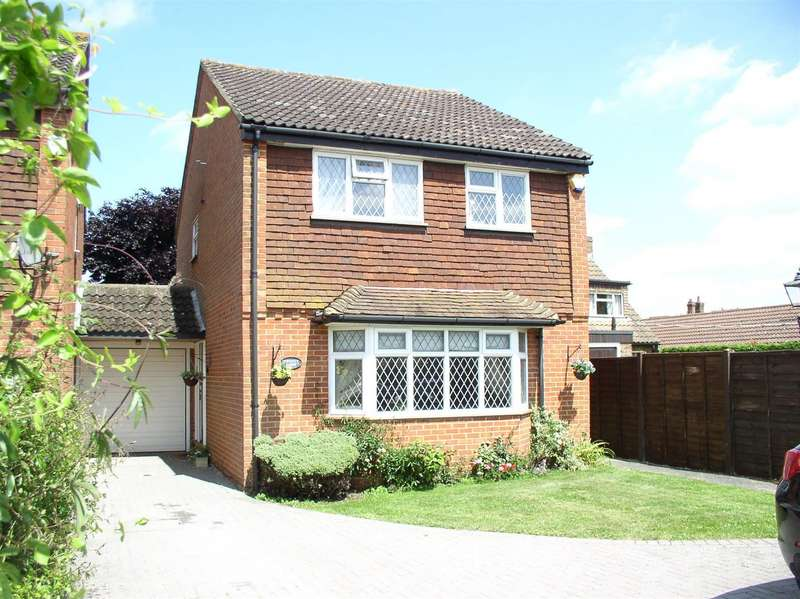 4 Bedrooms Link Detached House for sale in Walton Park Lane, Walton-On-Thames