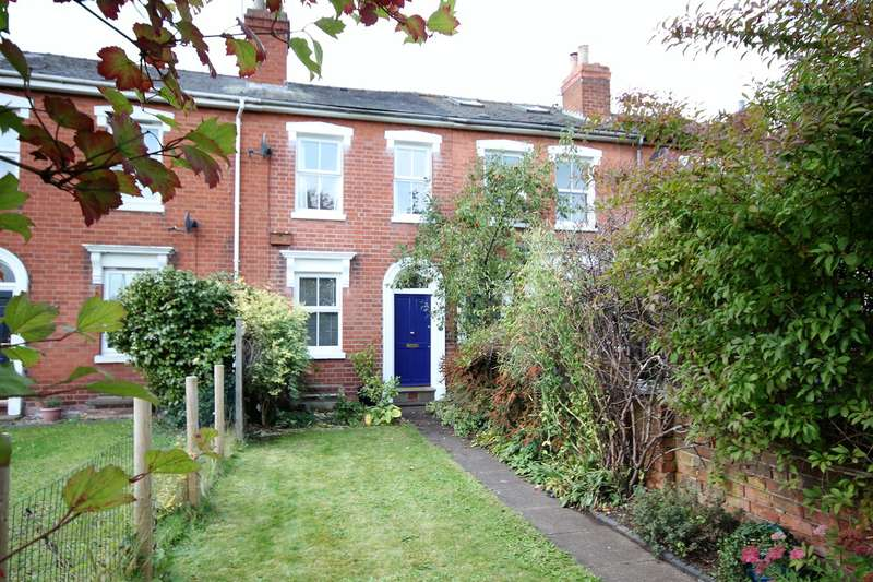 2 Bedrooms Terraced House for sale in Flag Meadow Walk, Barbourne, Worcester, WR1