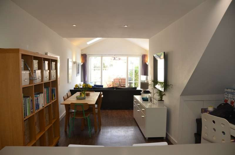 3 Bedrooms End Of Terrace House for sale in Spencer Road, London, London, N8