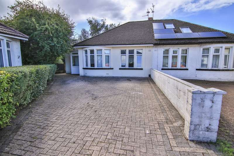 3 Bedrooms Semi Detached Bungalow for sale in Glas Y Pant, Whitchurch, Cardiff