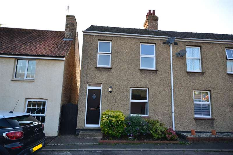 2 Bedrooms Semi Detached House for sale in Mill Corner, Soham