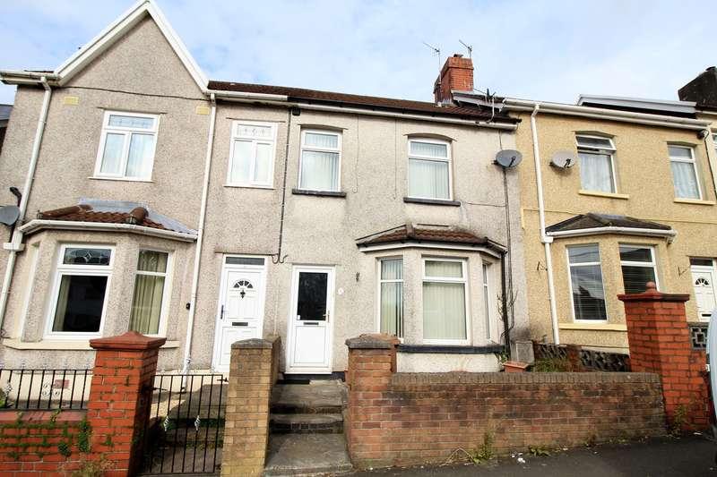 3 Bedrooms Terraced House for sale in Oakdale Terrace, Penmaen, Blackwood, NP12