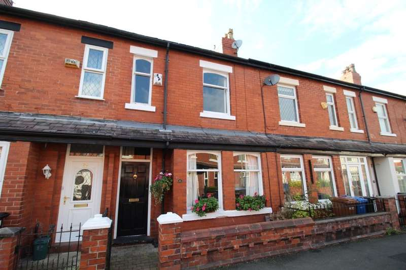 2 Bedrooms Terraced House for sale in Bulkeley Road, Cheadle, SK8