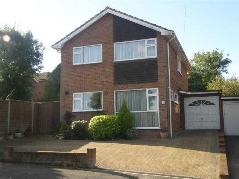 4 Bedrooms Detached House for sale in Bushey Heath