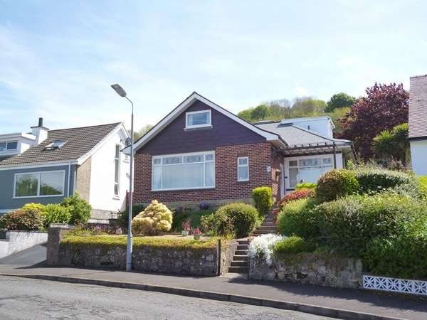 4 Bedrooms Detached House for sale in 38 Scott Street, Largs, KA30 9NT
