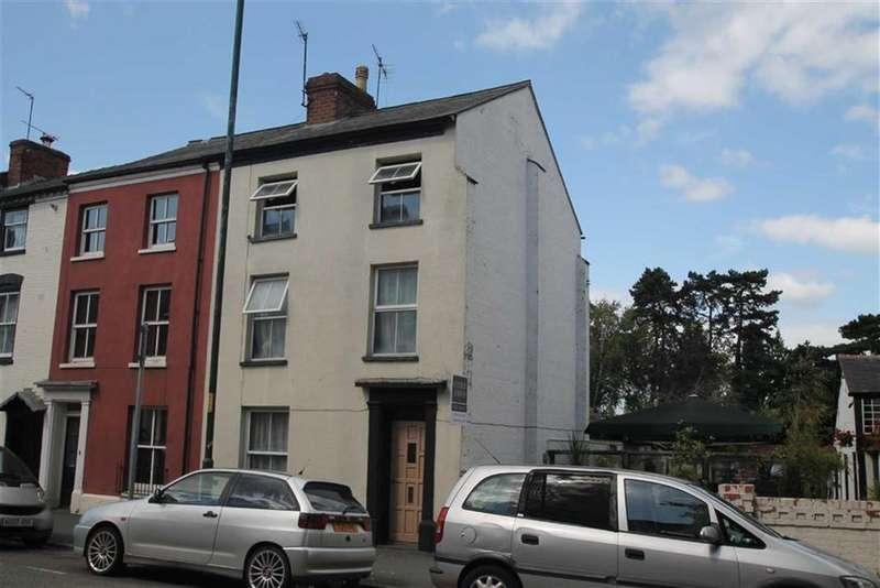 3 Bedrooms End Of Terrace House for sale in Etnam Street, LEOMINSTER, Leominster, Herefordshire