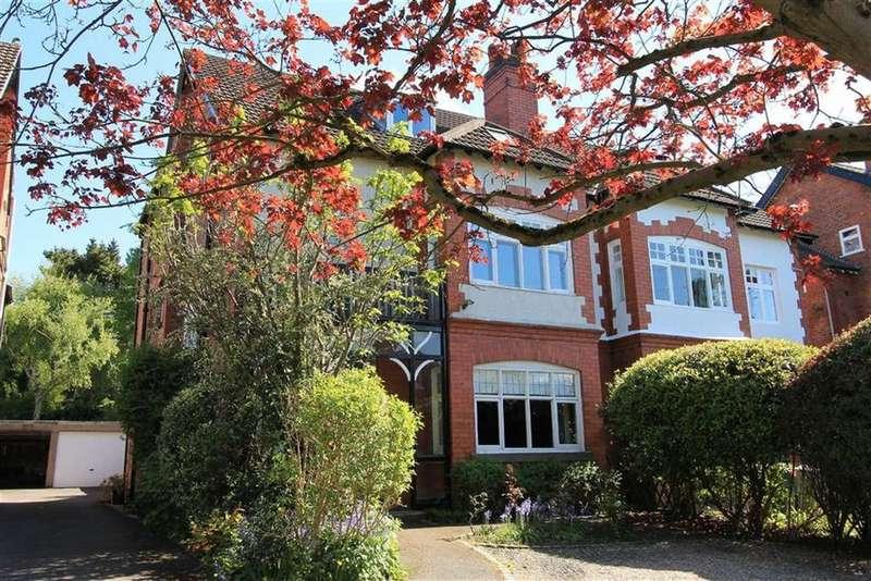 6 Bedrooms Semi Detached House for sale in 16 Chapel Road, Alderley Edge