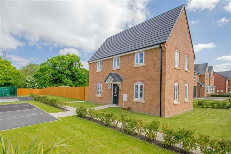 3 Bedrooms Detached House for sale in Ffordd Boydell, Connah's Quay, Deeside