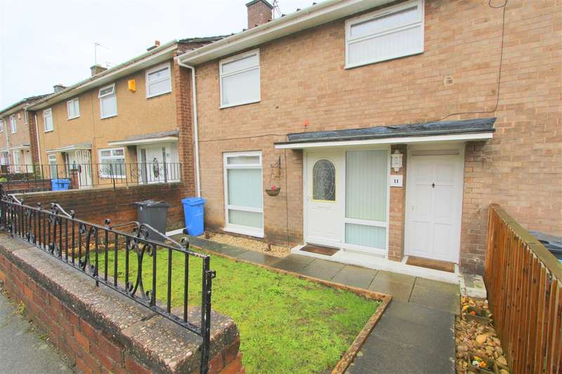 3 Bedrooms Town House for sale in Paignton Close, Huyton, Liverpool