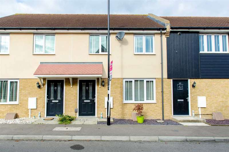 2 Bedrooms Semi Detached House for sale in Primrose Avenue, Sittingbourne