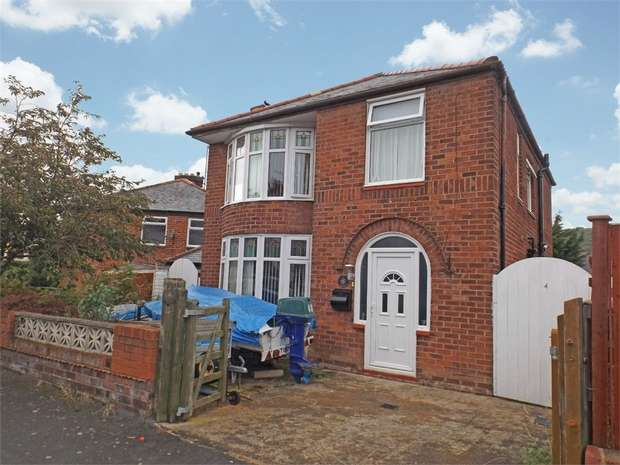 4 Bedrooms Detached House for sale in Glan Road, Mochdre, Colwyn Bay, Conwy