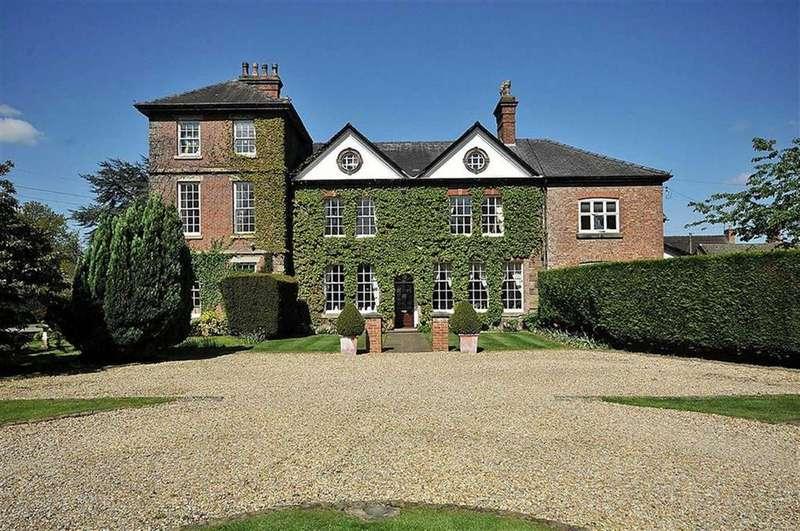 6 Bedrooms House for sale in Congleton Road, Nether Alderley