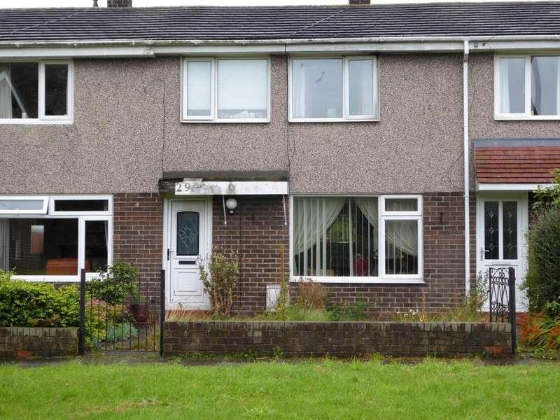 3 Bedrooms Terraced House for sale in Mile Road, Widdrington, Morpeth