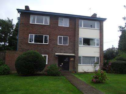 1 Bedroom Flat for sale in Thornhill Park Road, Southampton, Hampshire