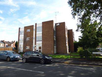 1 Bedroom Flat for sale in Ashlawn House, 13 Forfield Place, Leamington Spa, Warwickshire