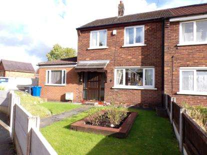 3 Bedrooms End Of Terrace House for sale in Westwell Grove, Leigh, Greater Manchester, WN7