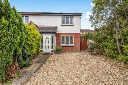 3 Bedrooms End Of Terrace House for sale in Kingsteignton, Newton Abbot, Devon