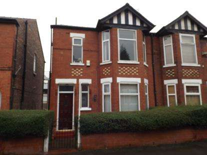 3 Bedrooms Semi Detached House for sale in Railway Road, Stretford, Manchester, Uk