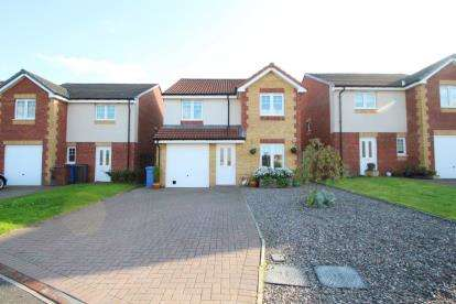 House for sale in Limepark Crescent, Kelty
