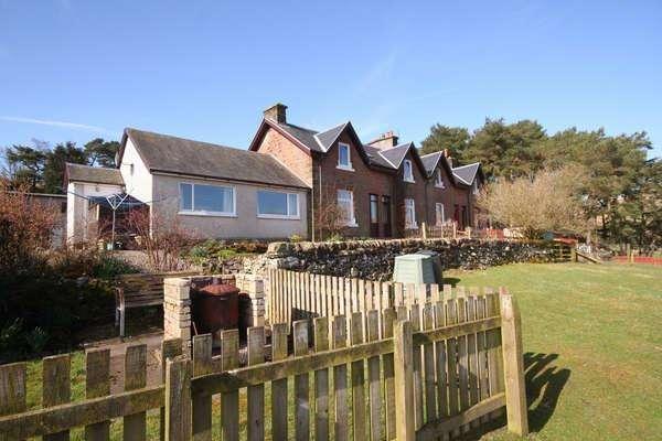 4 Bedrooms Villa House for sale in 19 Watling Street, Crawford, Biggar, ML12 6TY