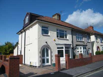 2 Bedrooms Flat for sale in Cottrell Road, Eastville, Bristol